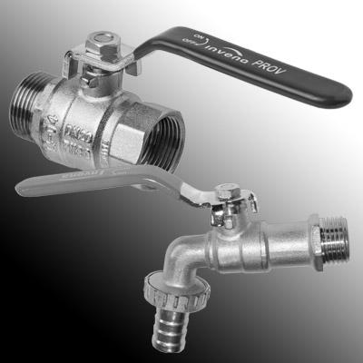 Slavine, ventili, usisne korpe i oprema