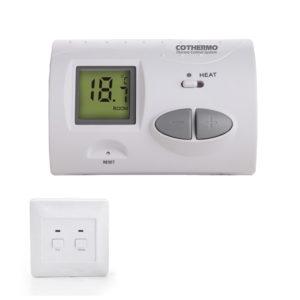 Sobni digitalni programator Q3 – termostat bežični