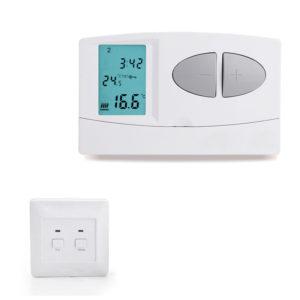 Sobni digitalni programator Q7 – termostat bežični