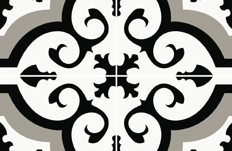 GLAMOUR Anthracite 45×45