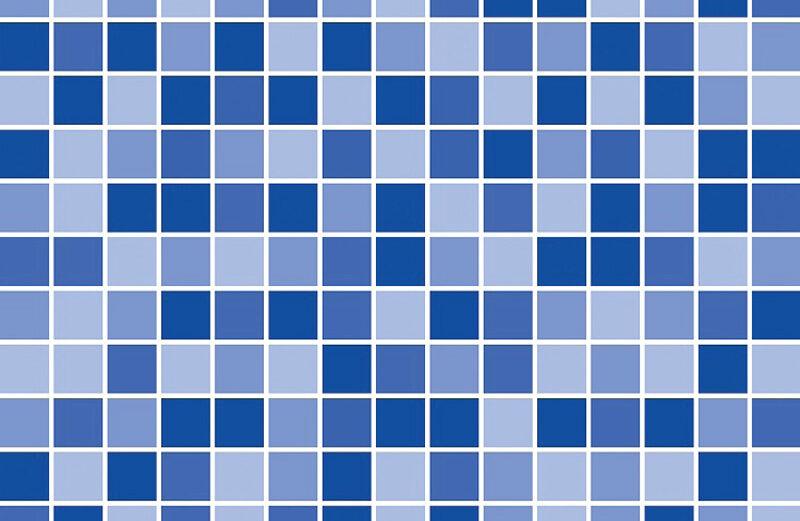 POOL Blue 45×45