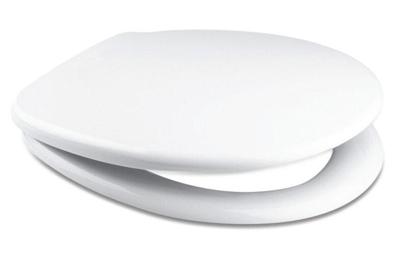 """Wc daska AKDENIZ termoplast (358×409-437) SOFT CLOSE """"Nkp"""""""