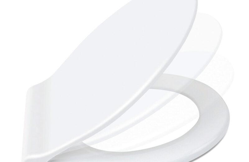 "Wc daska NICE duroplast (365×400-440) SOFT CLOSE ""Nkp"""